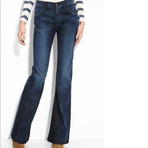 Citizens of Humanity Hutton med rise wide leg jean